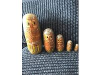 Owl Russian Doll