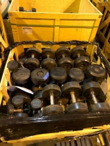 Dumbbells Strength Cardio Equipment ROCK BOTTOM PRICES