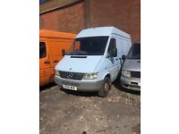 Wented any Mercedes sprinter