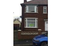 3 bed semi detached property ashford Ave, middlesbrough