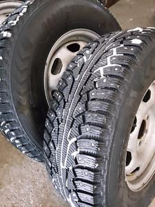 pneu hiver Nokian f150