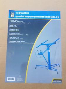POWER FIST  11ft. drywall hoist