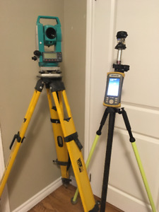 Total Station Package for RENT
