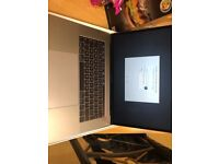 Macbook Pro *2017 *15inchmodel number *A107* *brand new*