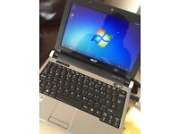 ACER ASPIRE ONE Netbook £40