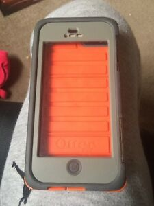 Otter box.  Army life proof