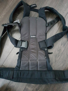 Baby bjorn baby carrier front and back carry 0-24 months