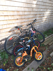 Free bicycle bikes