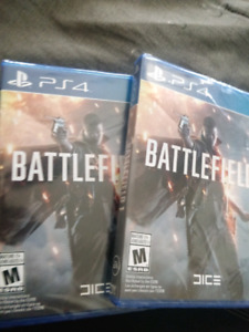 Battlefield 1 (2 xopies never used)