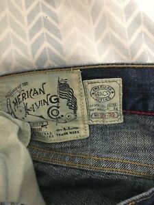33x32 Relaxed Boot Fit American Living Jeans London Ontario image 2
