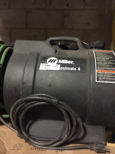 Used Miller Coolmate 4 Water Cooler