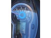 Peugeot tweet 125cc 2016