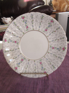 Royal Grafton Bone China  Cake Plate - Chatilly Pattern