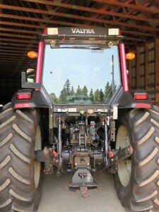 Tracteur Valtra A95