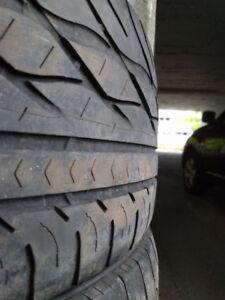 3 235/45 17 all season tires