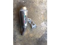 Bmw c600 gpr sports exhaust complete