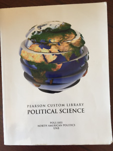 UNB POLS 1103 - Political Science Text Book