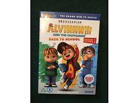 Alvinnn and the chipmunks dvd
