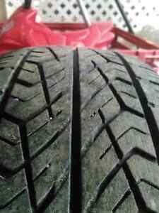 4 pneus été 16 pouces 225/65R16 Lac-Saint-Jean Saguenay-Lac-Saint-Jean image 3