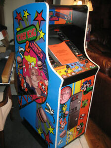 Namco Donkey Kong Classics 3 in 1 Arcade Game in Mint Condition