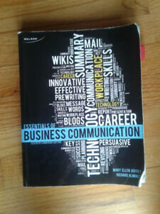 Essentials of Business Communication Textbook