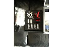 Complete Tattoo kit for sale.