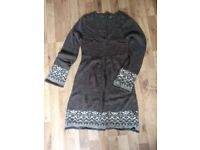 New look maternity jumper dress size 10