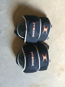 Itech Goalie Knee / Thigh Guards