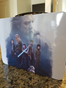 FanExpo Toronto Star Wars Rey Lunch Box