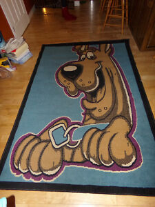 Area Rug Very Clean Great for Kid's Room or Play area
