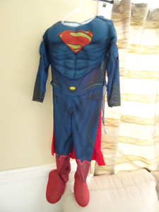 Superman Costume for Halloween