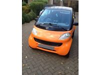 Smart car Lambo Orange & Black