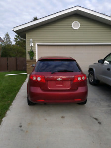 2004 Chevy Optra5