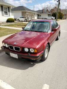 1994 BMW 540i  V8 Mint Condition