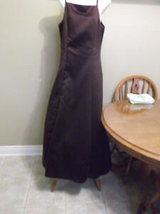 Braemar Plum Color Formal Dress - Size 6 - Reduced Price