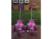 Peppa Pig Trike X 2