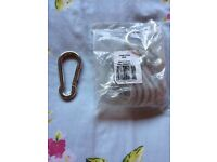 Snap hooks M10 (pack of 10)