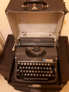 Older Typewriter