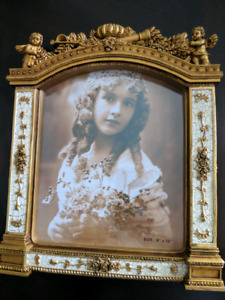Photo frame Antique look (in mint condition) size 8*10