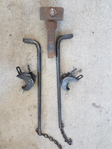 Weigh distributionTrailer hitch