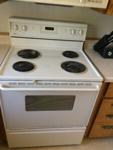 Stove Top Oven Range - Maytag SELF CLEANING System