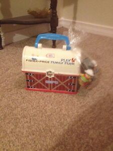 2 ANTIQUE FISHER PRICE TOYS/COLLECTIBLES London Ontario image 1