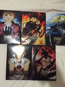 Full metal alchemist brotherhood complete series