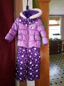 Snow suit toddler