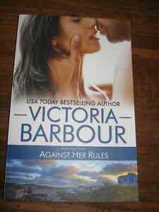 "New Book, Victoria Barbour, ""against her rules"" St. John's Newfoundland image 1"