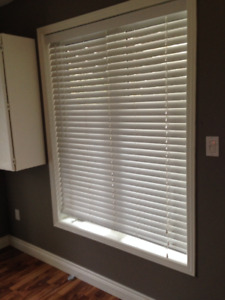 Window blinds (horizontal)