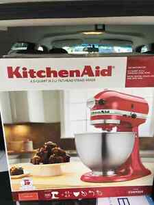 Kitchenaid Mixer- Red