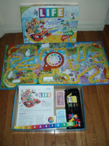 The Game of Life, Star Wars Chess, Cranium Board Games