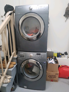 washer and dryer 1350 obo