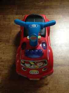 Ride-On Toys and Vaccuum